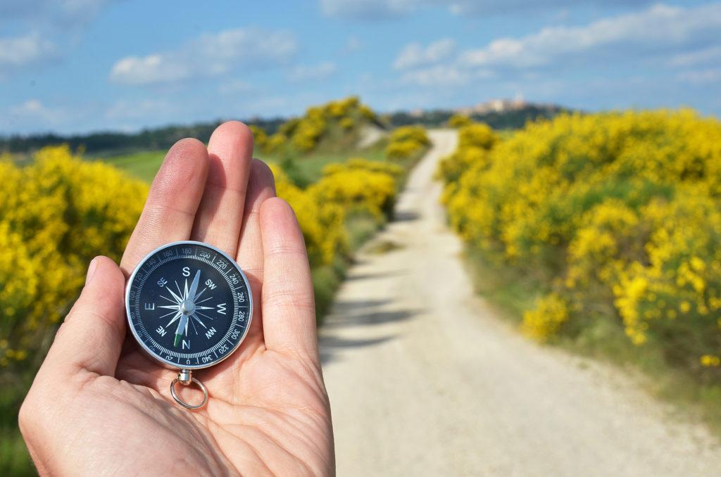 Krise als Chance - Den Kompass des Lebens neu ausrichten und neue Wege gehen